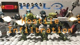 Download Halo : Hostile Infiltration [FULL] (A Halo Megabloks Stopmotion Movie) Video