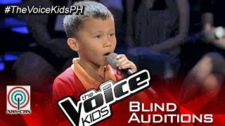 Download The Voice Kids Philippines 2015 Blind Audition: ″Sa Mata Makikita″ by Jeomar Video