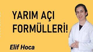 Download YARIM AÇI FORMÜLLERİ! TRİGONOMETRİ Video