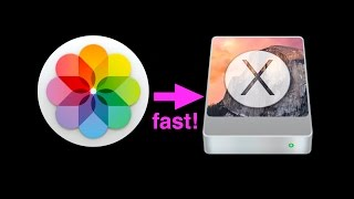Download HOW TO MOVE APPLE PHOTOS LIBRARY TO EXTERNAL HARD DRIVE Video