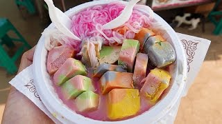 Download Indian Street Food - RAINBOW ICE CREAM Kulfi | Falooda | Ice Gola Video