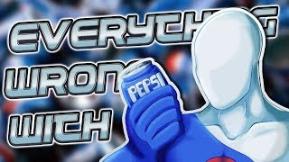 Download Everything Wrong With Pepsiman in 7 Minutes Video