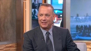 Download Tom Hanks Interview on Playing Captain Sully Video