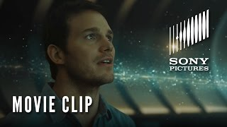 Download PASSENGERS Movie Clip- I Woke Up Too Soon (In Theaters December 21) Video