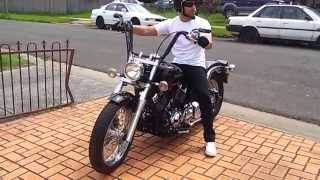 Download My 2011 Yamaha v star 650 custom Video