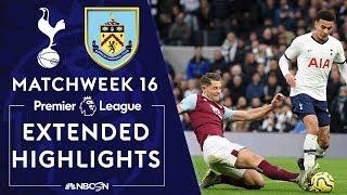 Download Tottenham v. Burnley | PREMIER LEAGUE HIGHLIGHTS | 12/07/19 | NBC Sports Video