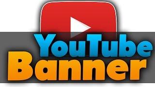 Download YouTube Kanalbanner/Kanalbild erstellen - Ohne Programme (Tutorial) Video