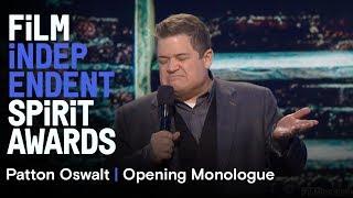 Download Patton Oswalt Opening Monologue | 2014 Film Independent Spirit Awards Video