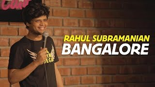 Download Bangalore | Stand up Comedy by Rahul Subramanian Video