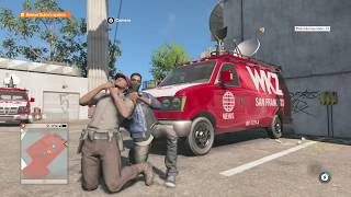 Download Sly Shooter - Watch Dogs 2 Funny/Brutal Kill Compilation Vol.1 (Watch Dogs 1 Comparison) Video