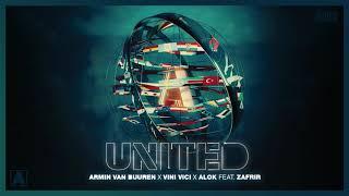 Download Armin van Buuren x Vini Vici x Alok feat. Zafrir - United (Extended Mix) Video