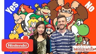 Download 'Would You Rather' Nintendo Edition – Nintendo Minute Video