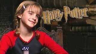 Download 'Harry Potter and the Sorcerer's Stone' Interview Video