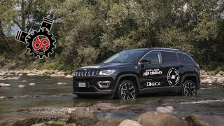 Download Jeep Compass 2017 2.0 Multijet 140cv 4x4 | Test Drive & Offroad Video