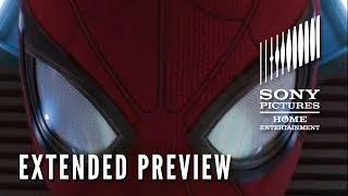 Download SPIDER-MAN HOMECOMING: Extended Preview Video