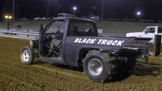 Download DIRT DRAG OUTLAWS ″Black Truck″ Newtown Dragway '2016 Video