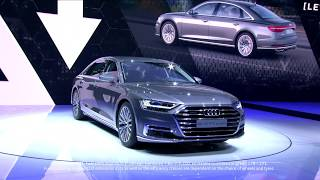 Download AUDI AG Iat the IAA 2017 Highlights Video
