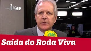 Download Augusto Nunes explica saída do Roda Viva Video