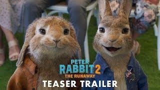 Download PETER RABBIT 2: THE RUNAWAY - Official Teaser Trailer (HD) Video