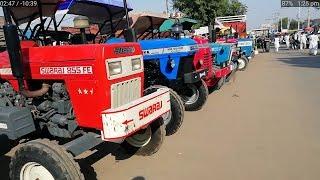 Download Fatehabad Tractor Mandi(09/12/2018)पुराने खरीदे और बेचे यहाँ पर।। Video