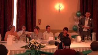 Download Funny Best Man Speech MUST WATCH, Best Man destroys groom by hiring a dwarf!! Video