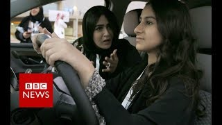 Download Five things Saudi women still can't do - BBC News Video