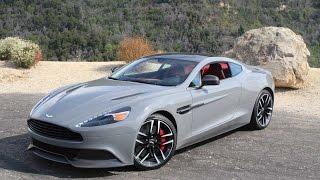 Download 2016 Aston Martin Vanquish: нестареющий идеал Video