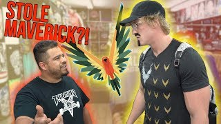 Download CONFRONTING STORE OWNERS SELLING FAKE MAVERICK MERCH! **hostile** Video