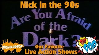 Download Nick in the 90s: Our Favorite Live Action Shows | DIS POP | 08/18/17 Video