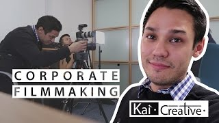 Download How to Film Corporate Videos | Tips & Tricks | Kai Creative Video
