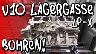Download Die Maschine ist da! Wir bohren die Lambo Lagergasse. - LP-X Projekt Folge 19 - | Philipp Kaess | Video