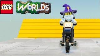 Download Lego Worlds - Insane Stunts [17] Video