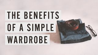 Download The Benefits of a Simple Wardrobe Video