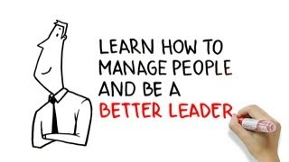Download Learn how to manage people and be a better leader Video