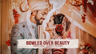 Download BOWLED OVER BEAUTY – Krunal Pandya & Pankhuri Sharma hitched. Hardik Pandya can't keep calm! Video