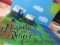 Download COMO HACER MAQUETA DE RELIEVE...MONTAÑAS, RÍOS, LAGOS, LLANURAS Y MAR. CON PLASTINA. ″LuckyCrazy″ Video