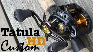 Download Daiwa Tatula HD Custom Video