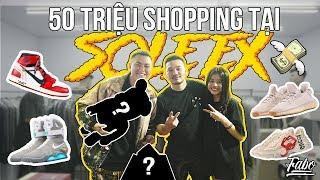 Download 50 Triệu Shopping tại Sole Ex | Sole Ex 2018 ( Bearbrick, Bape, Local Brands...) Video