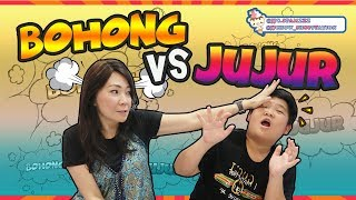Download BOHONG VS JUJUR VERSI JONATHAN & MOM, KEK APA YA????!!! ~ JJC FAM TEAM Video