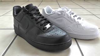 Download Nike Air Force 1 Low vs Son of Force Low Video
