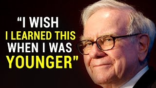 Download Warren Buffet's Life Advice Will Change Your Future (MUST WATCH) Video
