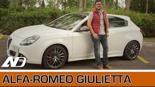 Download Alfa Romeo Giulietta - Mereces una cita con un auto como este Video