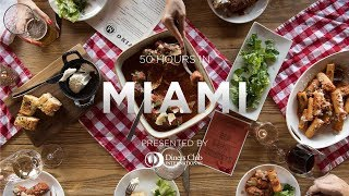 Download 50 Hours in Miami: eat drink sleep travel guide Video
