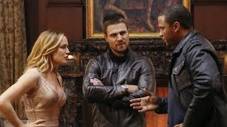 Download Arrow Chooses Episode 100 Over a Great Crossover Video