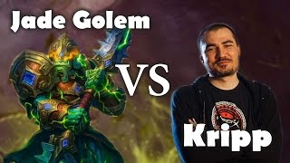 Download Kripp's First Game Against Jade Golem Druid Deck Video