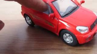 Download Demonstration car toyota RAV 4 Video