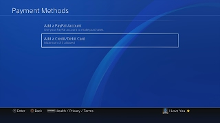 Download How to Add/Remove Credit Card/PayPal on PS4 Video