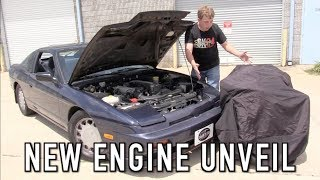 Download What Engine Did I Choose for the 240SX? Video