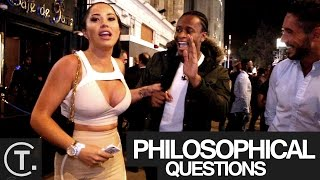 Download Asking Drunk People Philosophical Questions Video