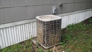 Download How To Clean An AC Condenser Coil Video